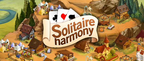 Harmony World - Medieval Twist to the Classic Solitaire!